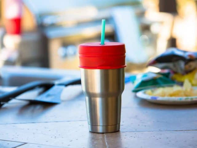 Adult Sippy Lid